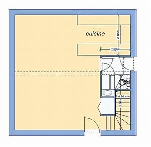 idees plan maison r1 44 messages With idee maison plain pied 10 plan maison r 1 160 m2