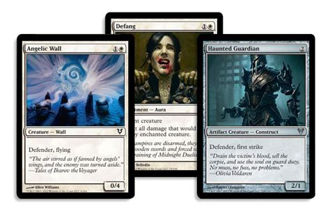 Deck Mtg Blue White by Breaking The Decks Of Avacyn Restored Part One