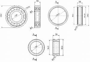 Dimensions Of Ball Bearing 6206