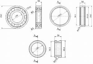 Dimensions Of Ball Bearing 6206