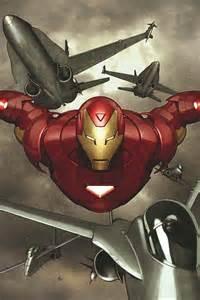 Captain America vs Iron Man Comic