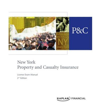 Practice for the licensing exam with our insurance exam simulator. New York Property and Casualty Insurance License Exam Manual : Financial Kaplan : 9781427760807