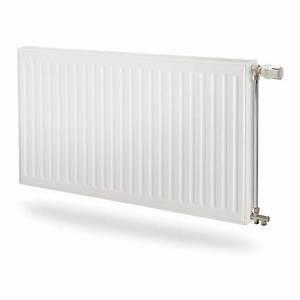 Radiateur Acier Eau Chaude : radiateur panneau acier radson compact type 22 blanc ~ Premium-room.com Idées de Décoration