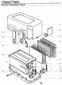 Kenwood Tt850 Toaster Spares