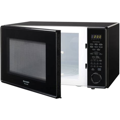 Sharp Microwave Ovens Countertop by Sharp R559yw Carousel 1 8 Cu Ft 1100w Countertop Microwave