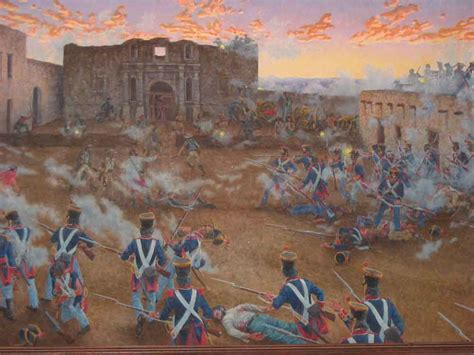the siege of the alamo the alamo although iconographic in u s history the