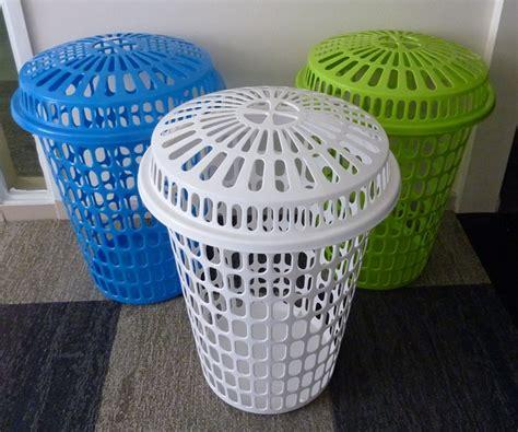 tall plastic laundry basket design  laundry ideas