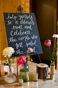 Wedding ideas top 15 rustic wedding signs for Wedding table sign ideas