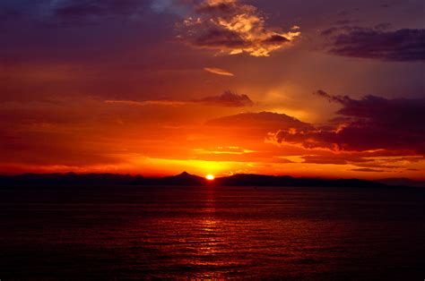 22 Most Beautiful Sunset Pictures Weneedfun