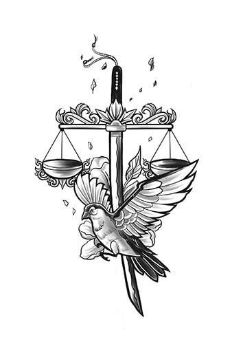Horoscope Tattoo Ideas   Custom Tattoo Design