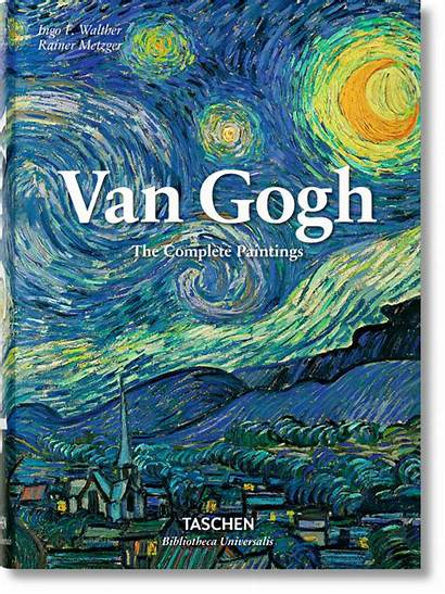 Gogh Taschen Paintings Complete Books