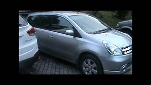 2007 Nissan Grand Livina 1 8 Xv 6 Speed Review  Start Up