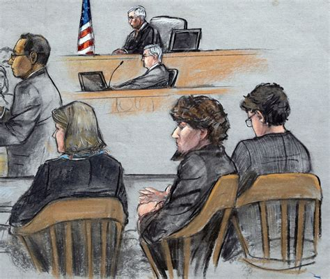 Boston Marathon bombing suspect convicted; Dzhokhar ...