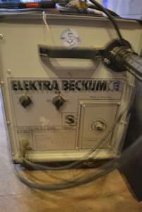 Elektra Beckum Schutzgas Schweißgerät : schwei ger t elektra beckum mig mag 170 30 tlc combi turbo ~ Jslefanu.com Haus und Dekorationen
