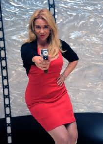 chase masterson  annual official star trek