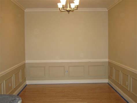 how to wainscot installing faux wainscoting a concord carpenter