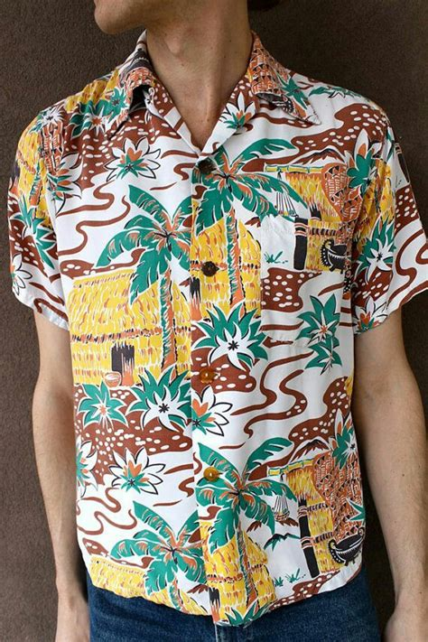 6 Ways to Wear a Vintage Style Hawaiian Shirt!   Couture Crib