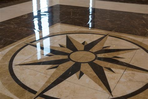Ideas For Kitchen Wall - ceramic mosaic floor tile medallions patterns patterns kid