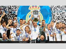 Final Champions League El Real Madrid bautiza su
