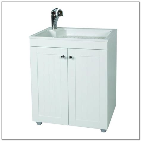 laundry sink cabinet laundry sink with cabinet home depot cabinet home
