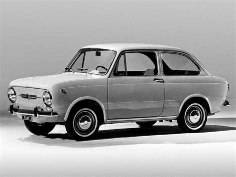 Fiat 850 Sedan in time 1964 cars fiat 850