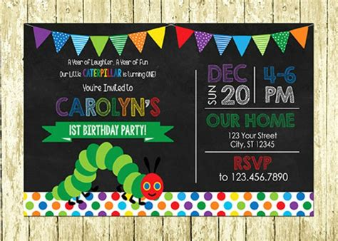 Chalkboard Invitation Template Free Awesome 14 Creative