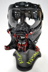 Predator Paintball Masks Custom