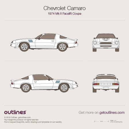 Chevrolet Blueprints Collection Download All For