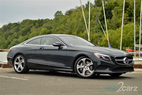 2015 Mercedes-benz S550 Coupe Review
