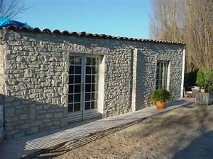 Pierre De Parement Exterieur : habillage des murs ext rieurs de votre maison en pierre de ~ Premium-room.com Idées de Décoration