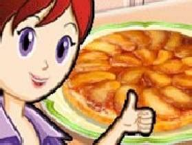 jeux de cuisine de tarte jeu école de cuisine de tarte tatin