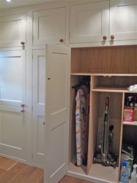 Iron Board Cupboard by Somewhere In The Utility For Storing The Ironing Biard And