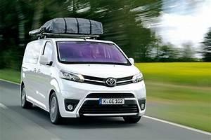 Toyota Proace Gebraucht : wohnmobil test toyota proace verso camper bilder ~ Kayakingforconservation.com Haus und Dekorationen