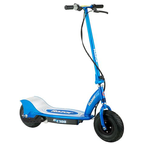 24 Km H by Elektroroller F 252 R Kinder Elektroscooter Bis 24 Km H Blue