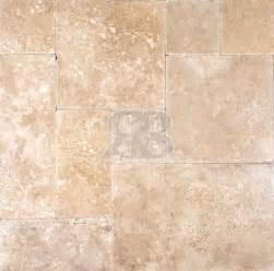 cordoba cream versailles pattern travertine