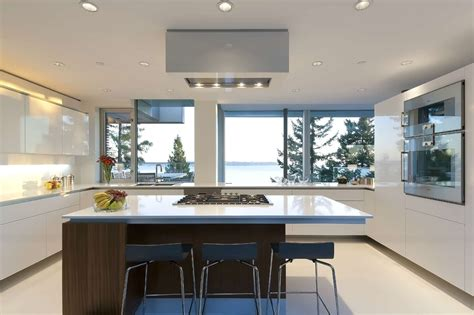 Contemporary Kitchen Furniture by Modern House 4249 By Dgbk Architects Keribrownhomes