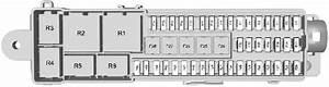 Ford Escape Fuse Box Diagram  2013