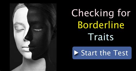 test borderline the borderline personality disorder test can help to