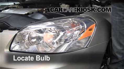 rear turn signal replacement buick lucerne