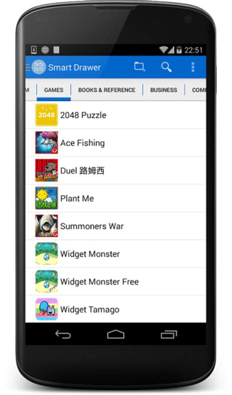 app drawer organizer smart drawer app organizer apk for android