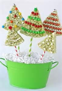 Rice Krispie Christmas Trees by Rice Krispies Treats Christmas Trees Christmas Amp Winter