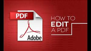 How To Edit Pdf Files In Coreldraw X8 Tutorial