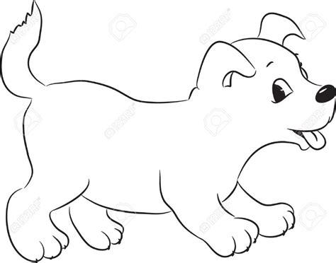 cute dog cartoon drawing  getdrawingscom