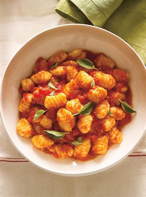 cuisiner des gnocchis gnocchi aux pommes de terre recette