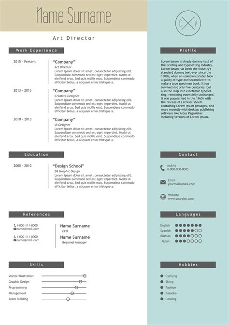 how to make a resume for