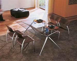 Glastische Für Wohnzimmer : aluminiumtisch mit glasplatte f r wohnzimmer idfdesign ~ Indierocktalk.com Haus und Dekorationen
