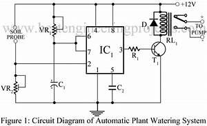 Power Plant Circuit Diagram