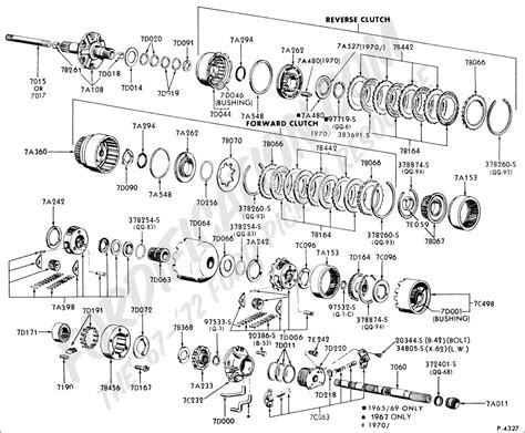 93 Ranger Wiring Diagram Auto Transmission by Ford Truck Technical Drawings And Schematics Section G
