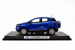 1 18 Scale Ford Ecosport 2018 Diecast Model Car