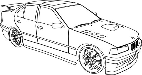 Super Car Toyota Sequoia Coloring Page Cool Car Printable